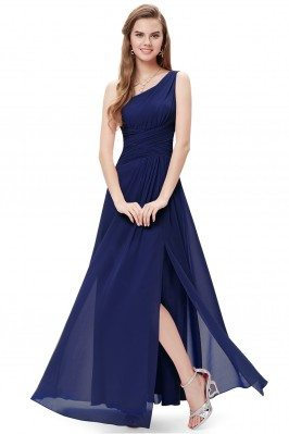 Elegant Navy Blue One...