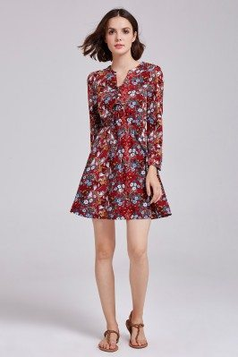 Women's Printed Floral...