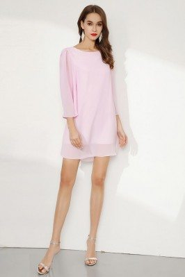 Simple Chiffon Blushing...