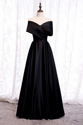 Simple Formal Long Black...