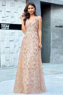 Rose Gold Elegant Tulle...