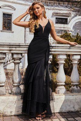 Simple Mermaid Black...