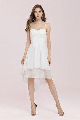 Casual Chiffon Party Dress...