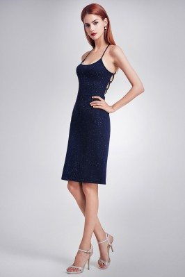 Women's Navy Blue Bling...