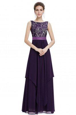 Dark Purple Sleeveless...