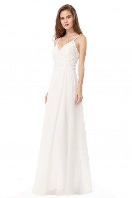 White Elegant Lace...