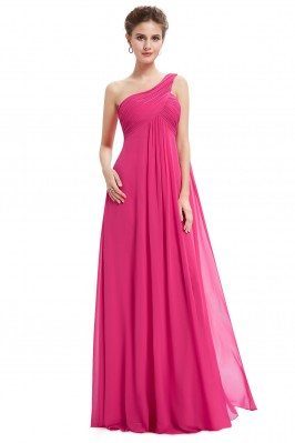 Hot Pink A-line One...