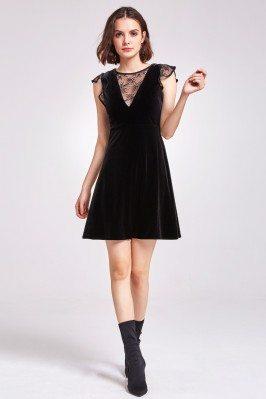 Cool Black Velvet Cap...