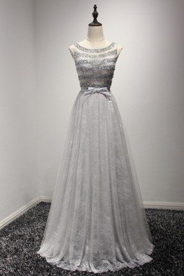 Sparkly All Lace Prom Dress...