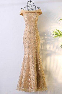 Elegant Champagne Gold...