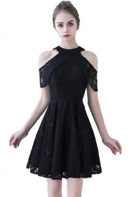 Little Black lace Short...