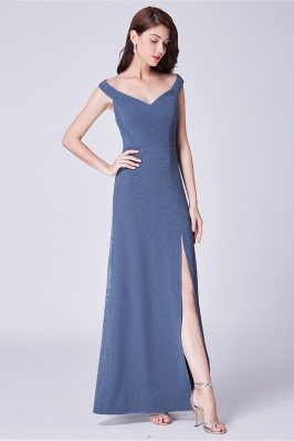 Elegant Blue Sweetheart...