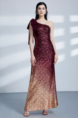 Burgundy And Gold Sparkly...